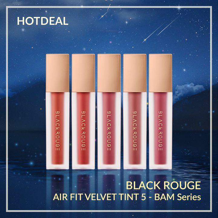 Son Black Rouge A26 là màu gì?