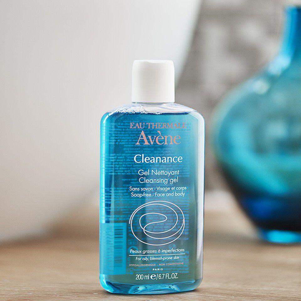 Sữa rửa mặt Avene cho da nhạy cảm