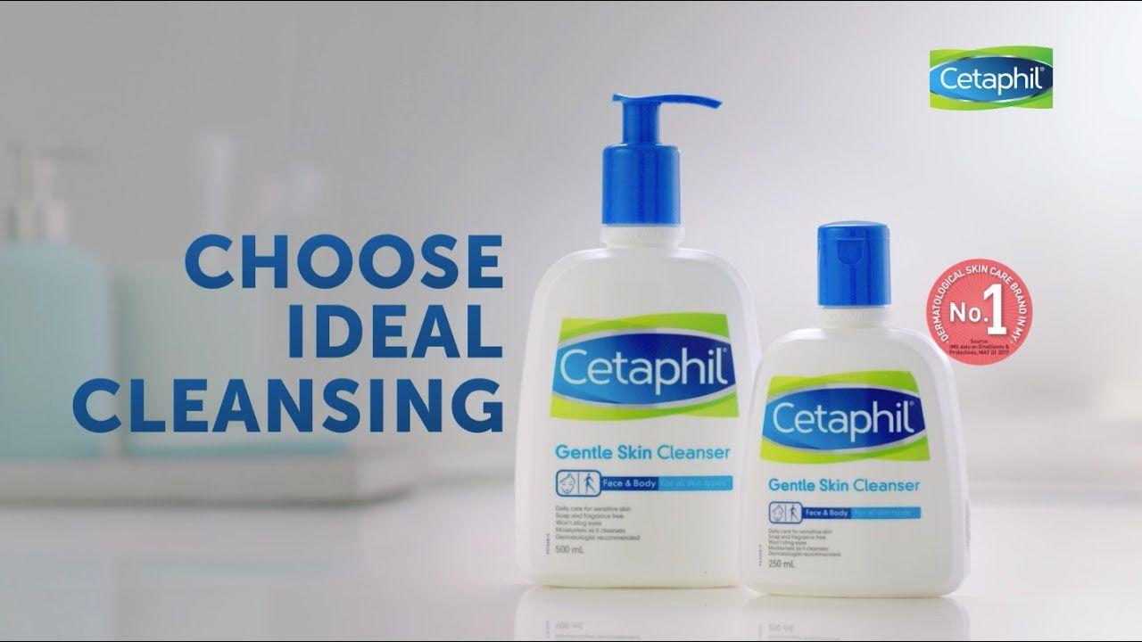 Sữa rửa mặt Cetaphil cho da nhạy cảm 1