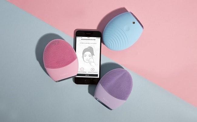 Foreo Luna 3 và kết nối app chính hãng qua Bluetooth