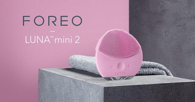 Máy rửa mặt Foreo Luna Mini 2 màu hồng