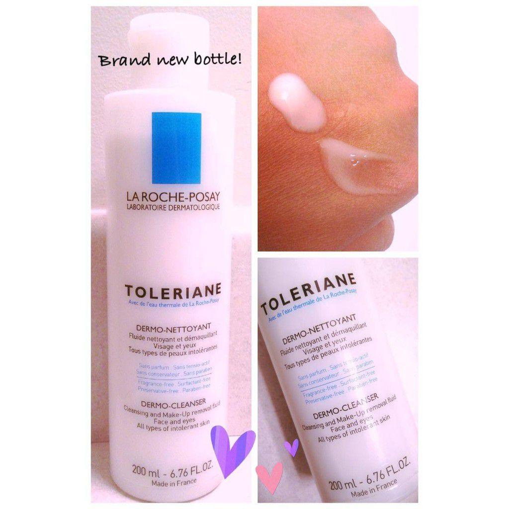 Sữa rửa mặt La Roche Posay Toleriane Dermo Cleanser