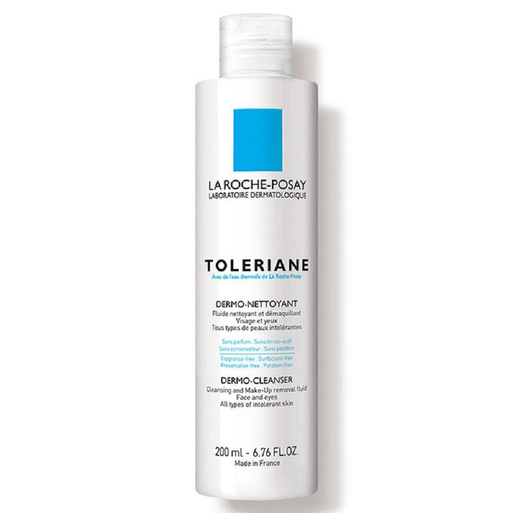 Sữa rửa mặt tẩy trang La Roche Posay Toleriane Dermo Cleanser