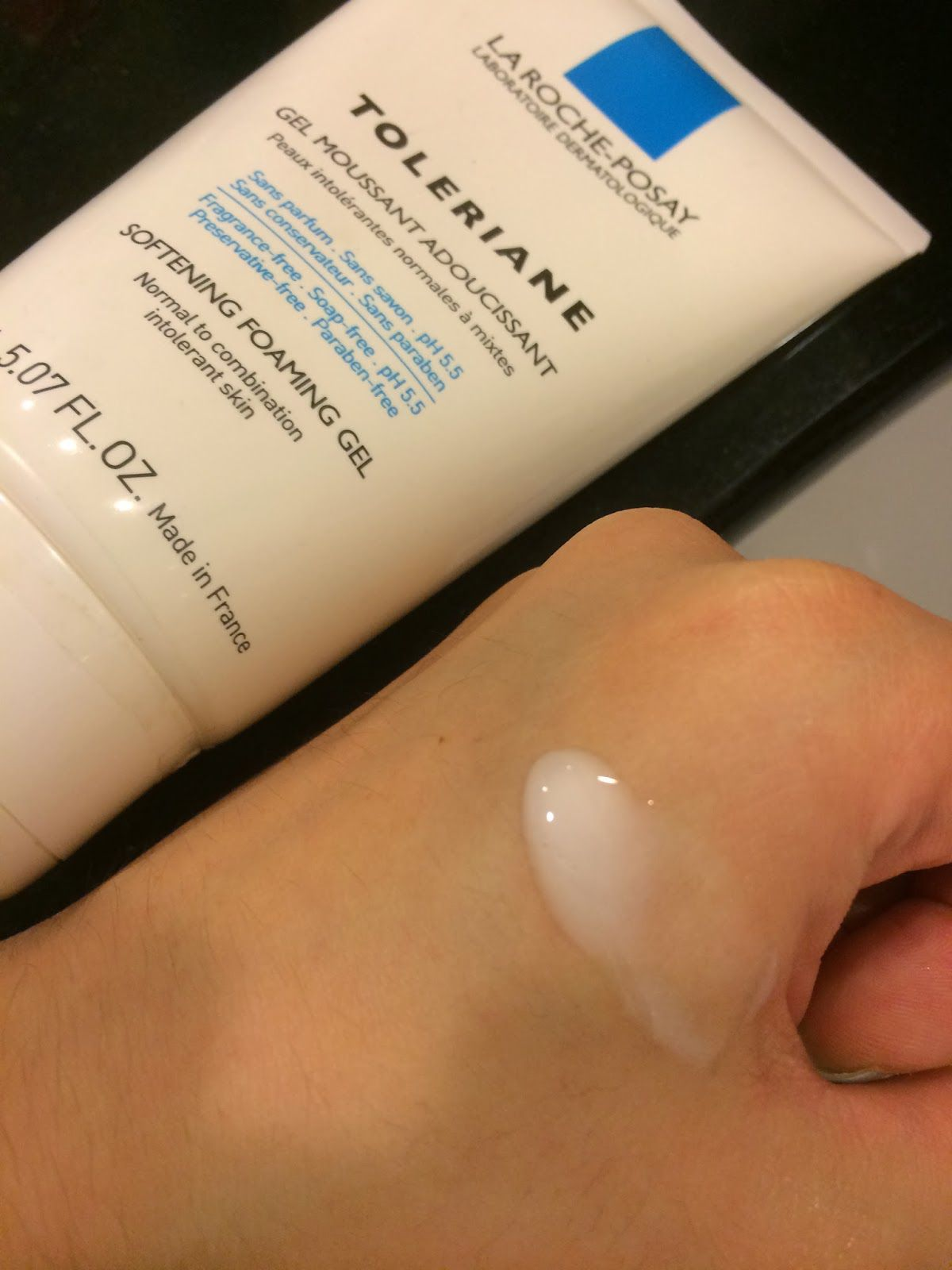 Sữa rửa mặt La Roche Posay Toleriane Softening Foaming Gel có tốt không?