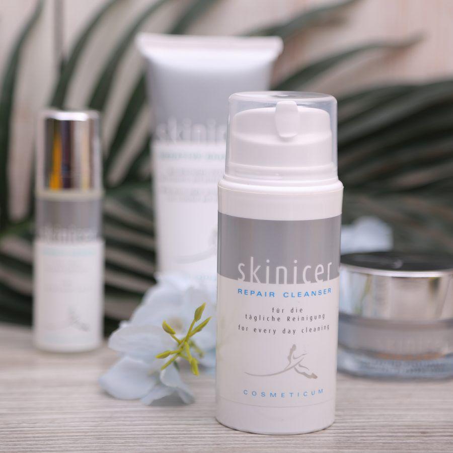 Sữa rửa mặt Skinicer Repair Cleanser cho da nhạy cảmcó tốt không?