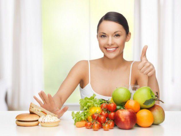 Ăn uống hợp lý cũng là cách chăm sóc da mặt