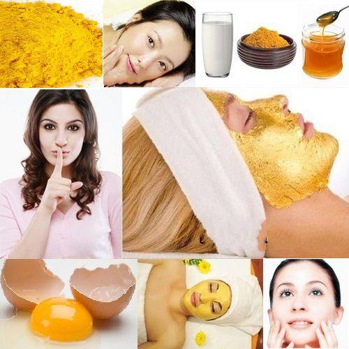 Nghệ tươi - Sản phẩm tự nhiên chăm sóc da mặt hiệu quả