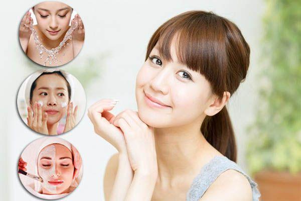 Cách nhận biết các loại da: da dầu, da khô, da nhạy cảm, da hỗn hợp và da thường