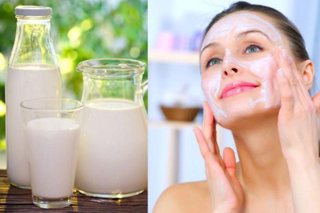 Chăm sóc da mặt bằng sữa mẹ