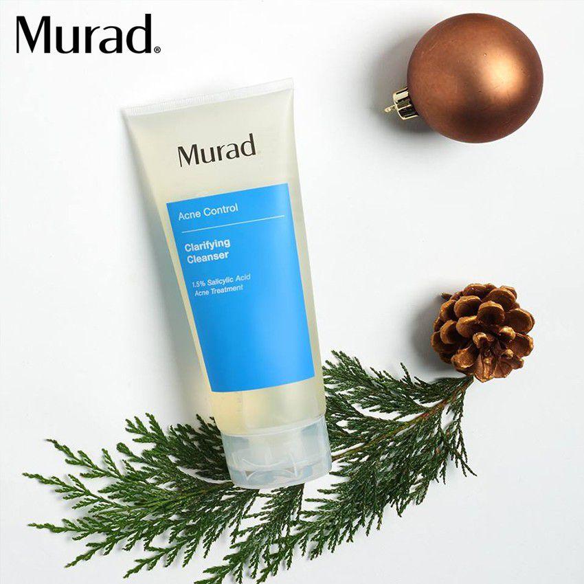 Sữa rửa mặt Murad cho da nhạy cảm có tốt không?