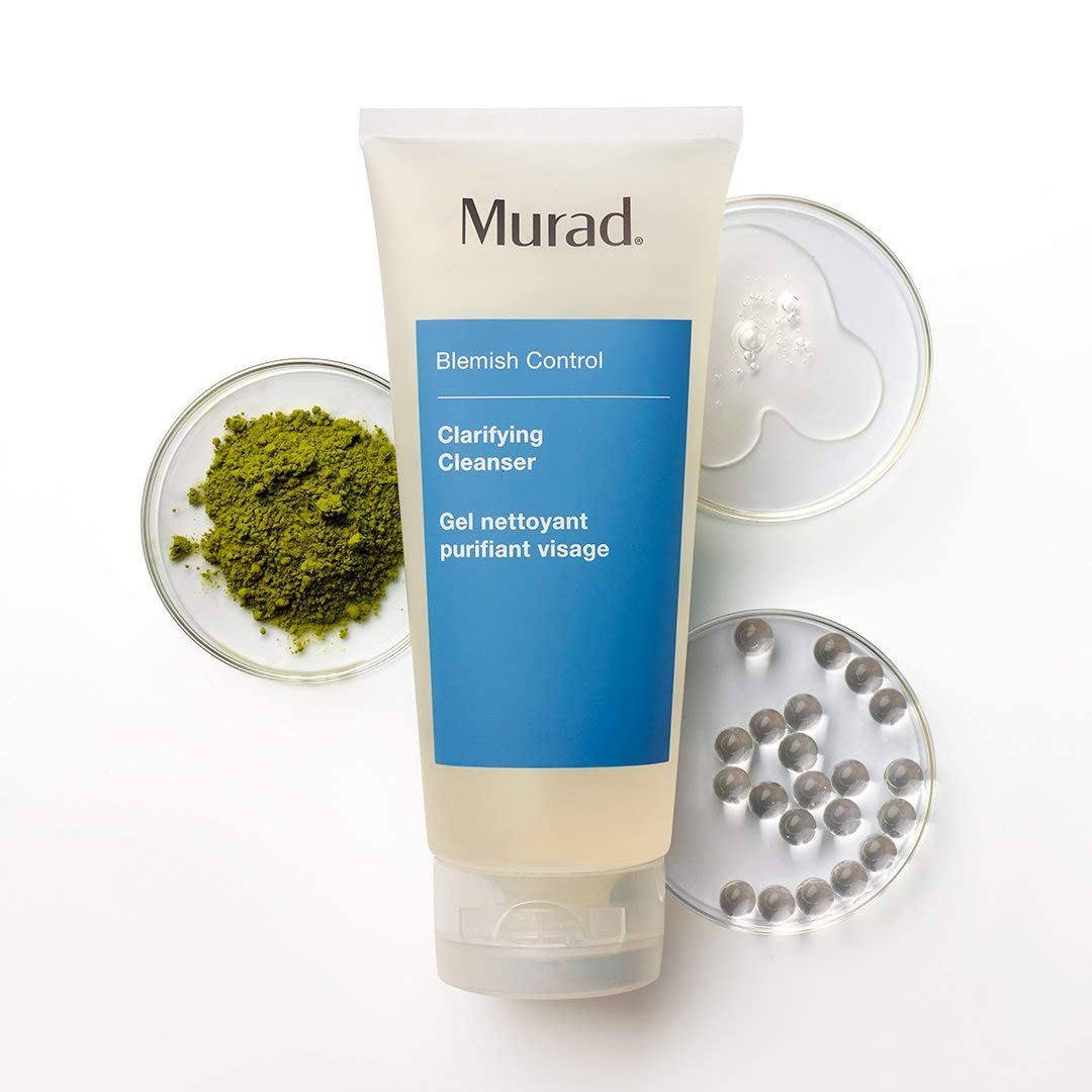 sữa rửa mặt Murad Clarifying Cleanser Acne