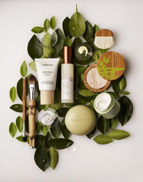 Làn da bị nám nên sử dụng các sản phẩm hữu cơ chăm sóc da mặt