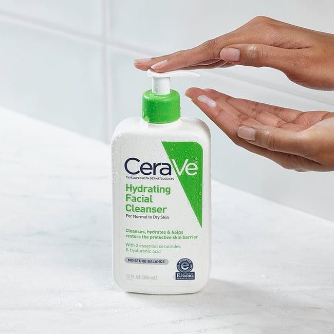Sữa rửa mặt Cerave Hydrating Cleanser For Normal To Dry Skin có tốt không?