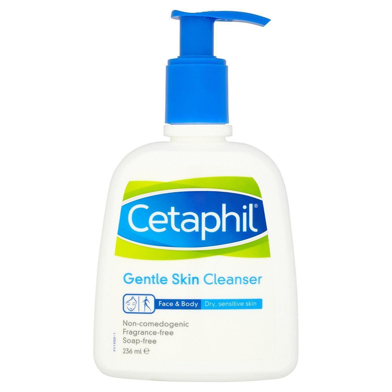 Sữa rửa mặt trị mụn Cetaphil