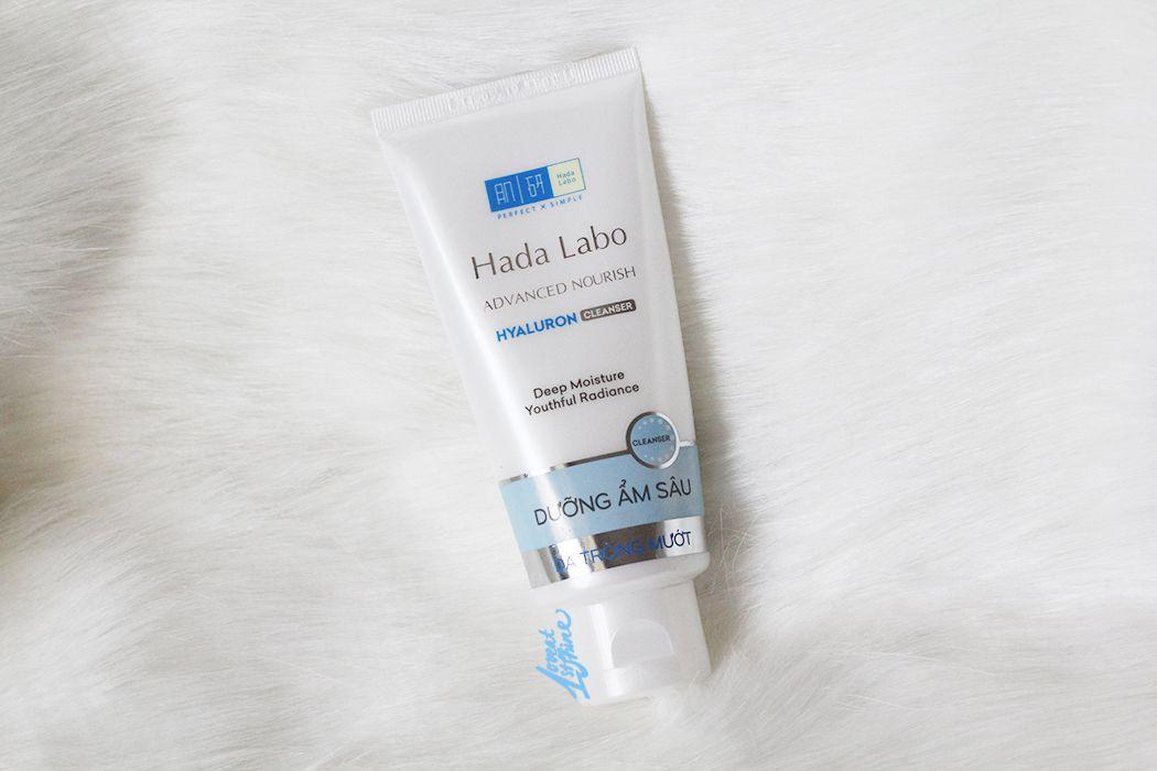 Sữa rửa mặt Hada Labo trị mụn có tốt không?
