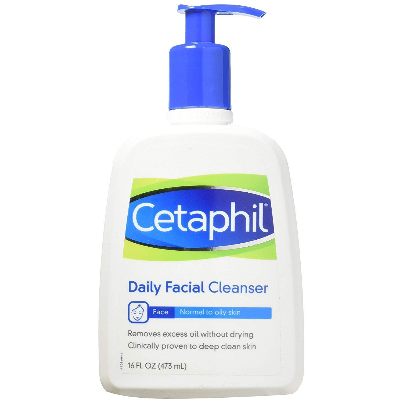 Sữa rửa mặt Cetaphil cho da hỗn hợp