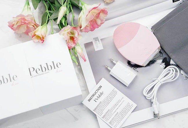 Fullbox máy rửa mặt Pebble Lisa