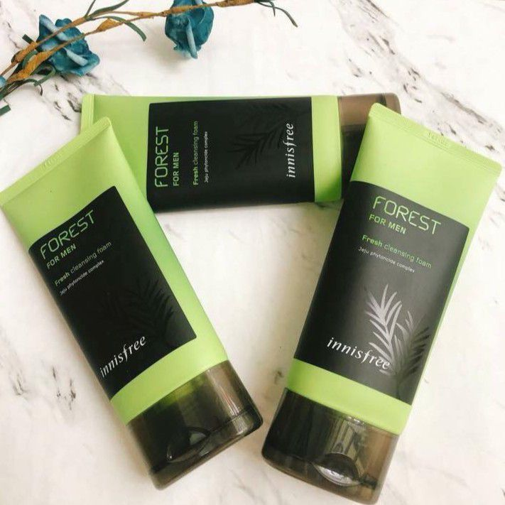 Sữa rửa mặt cho nam Innisfree Forest For Men Deep Cleansing Foam