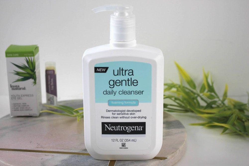 Sữa rửa mặt Neutrogena Ultra Gentle Daily Cleanser 3