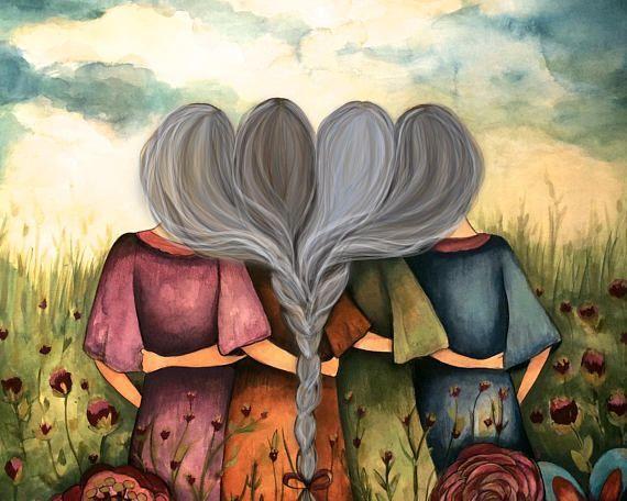 Bạn bè là phong thủy của cuộc đời
