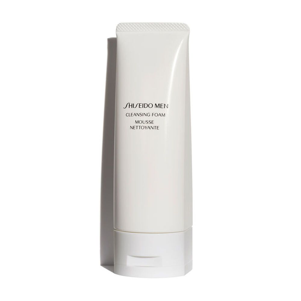 Sữa rửa mặt trắng da cho nam Shiseido Men Cleansing Foam 2