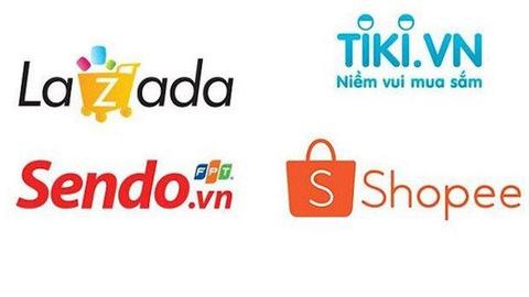 Các sàn thương mại điện tử ở Việt Nam