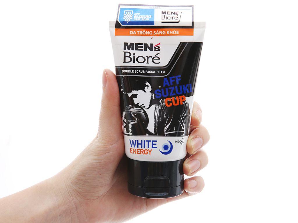 sữa rửa mặt trắng da cho nam