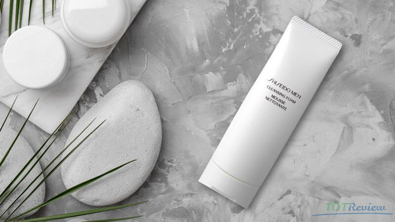 Sữa rửa mặt trắng da cho nam Shiseido Men Cleansing Foam