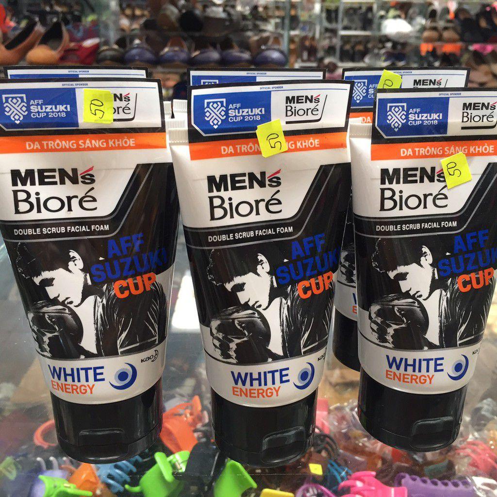 Sữa rửa mặt trắng da cho nam Men'S Biore 2