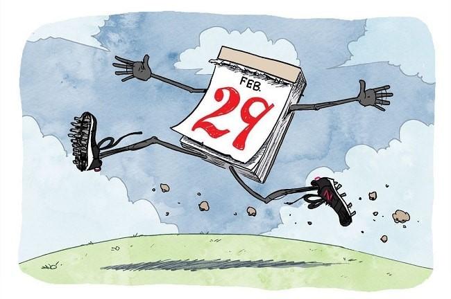 Ngày 29 tháng 2 có phải là ngày nhuận?