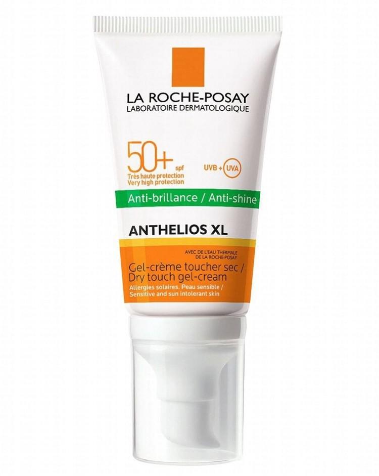 Kem chống nắng vật lý La Roche-Posay Anthelios XL Anti-Shine Dry Touch Gel-Cream