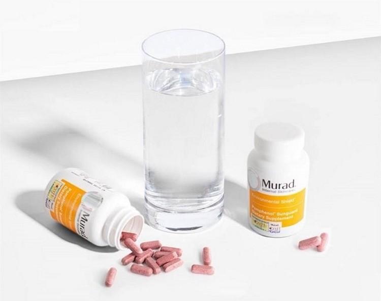 Viên uống chống nắng Murad Mỹ được nhiều khách hàng lựa chọn