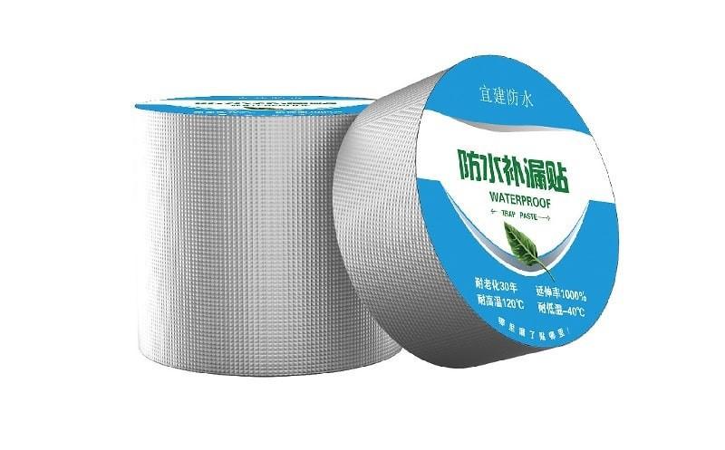 Băng keo siêu dính chống thấm dột và chịu nhiệt WaterProof chính hãng Nhật Bản - Giá rẻ