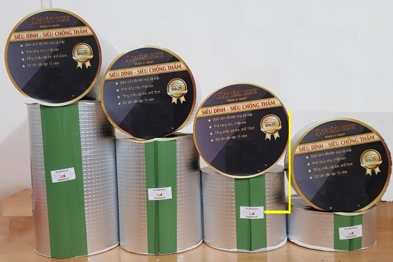 Băng keo chống thấm Bosui Nhật Bản