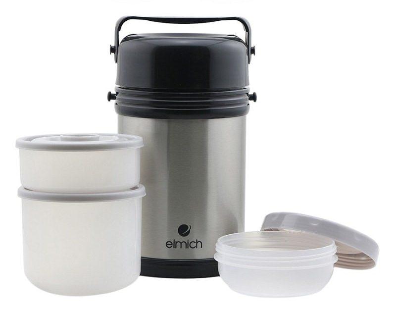 Bình đựng thức ăn giữ nhiệt Elmich 1800ml EL3144
