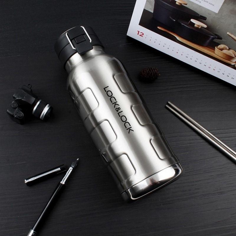 Bình giữ nhiệt Lock&Lock Bumper Bottle 650ml