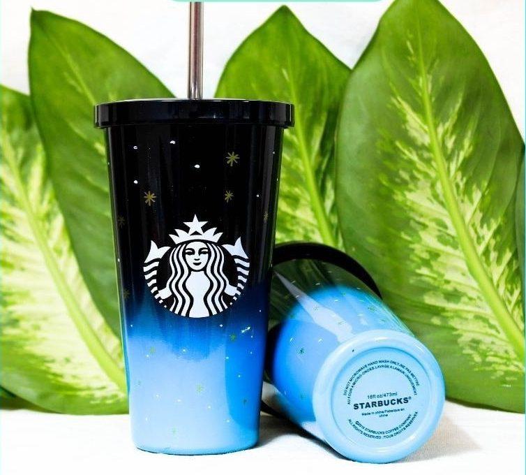Ly giữ nhiệt Starbucks Singapore: MEARA S'pore Mermaid Anniversary 473ml size Grande