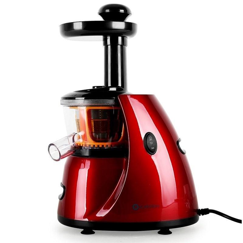 Máy ép chậm Klarstein Fruitpresso Bella Rossa 150W 70 vòng/phút - Đỏ