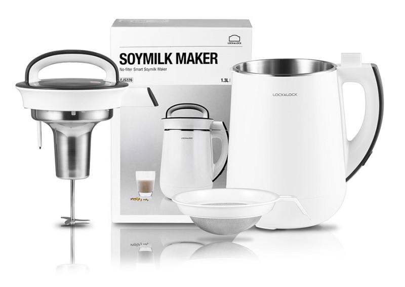 Máy làm sữa đậu nành Lock&Lock có tốt không?