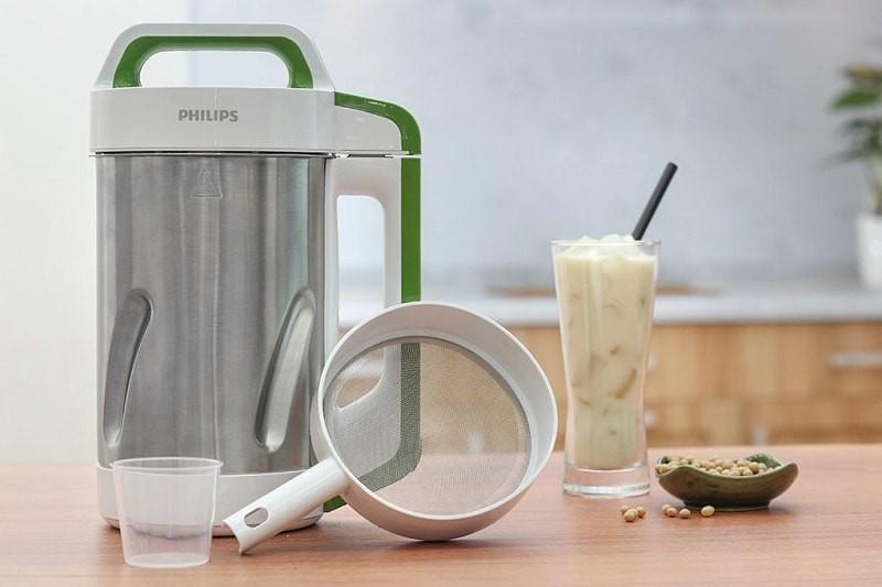 Máy làm sữa đậu nành Philips HD2052 1,2L
