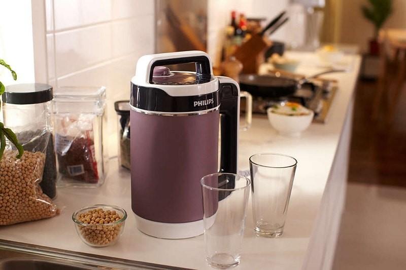Máy làm sữa đậu nành Philips HD2079 1,1L