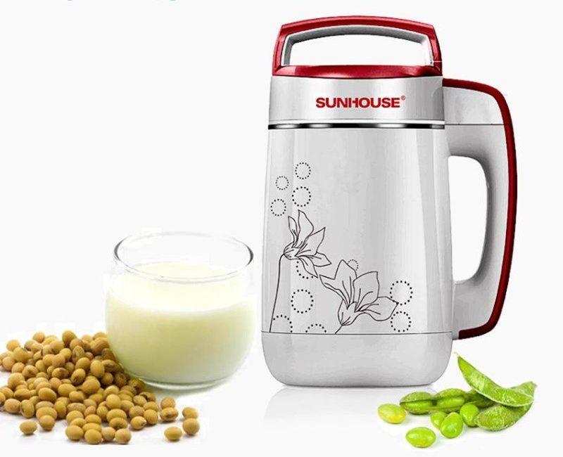 Máy làm sữa đậu nành Sunhouse có tốt không?