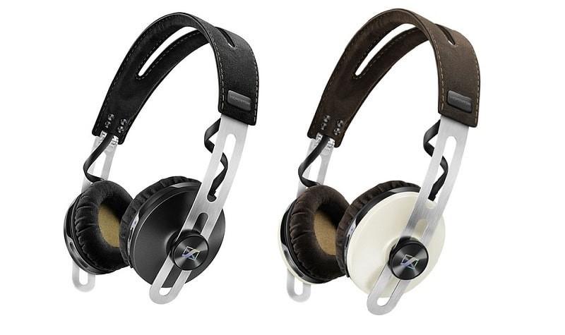 Tai nghe chụp tai Sennheiser Momentum 2.0 với hai màu đen - trắng