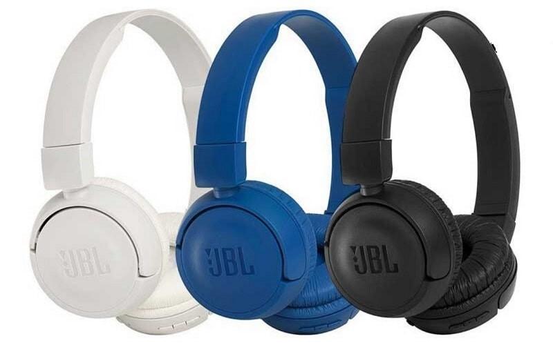 Tai nghe chụp tai bluetooth không dây JBL T450BT thiết kế trẻ trung