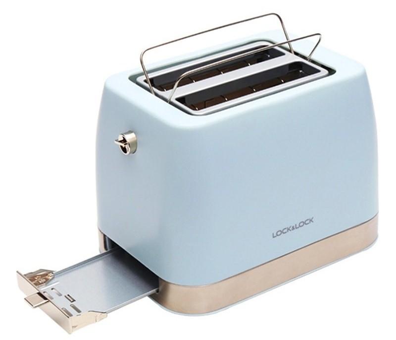 máy nướng bánh mì sandwich Lock&Lock EJB221BLU