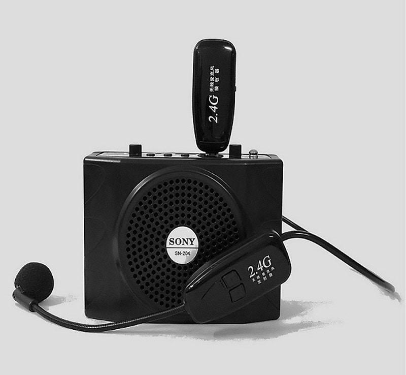 Máy trợ giảng không dây Sony SN-204W kích thước nhỏ gọn