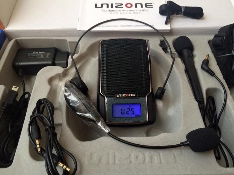 Máy trợ giảng Unizone 9580 F3