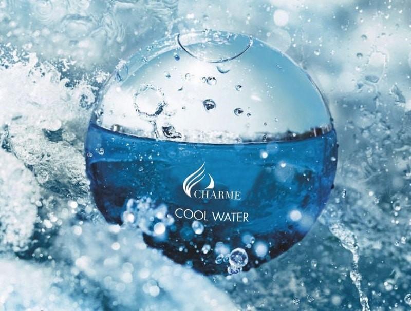 Nước hoa Charme Cool Water 100ml cho nam