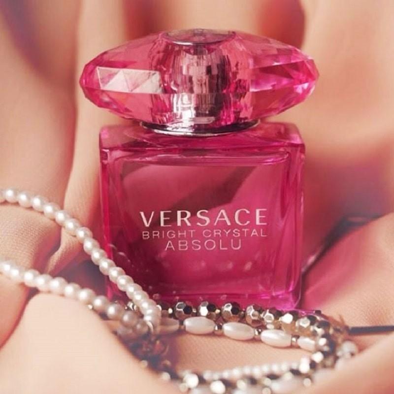 Nước hoa Versace Bright Crystal Absolu cho nữ