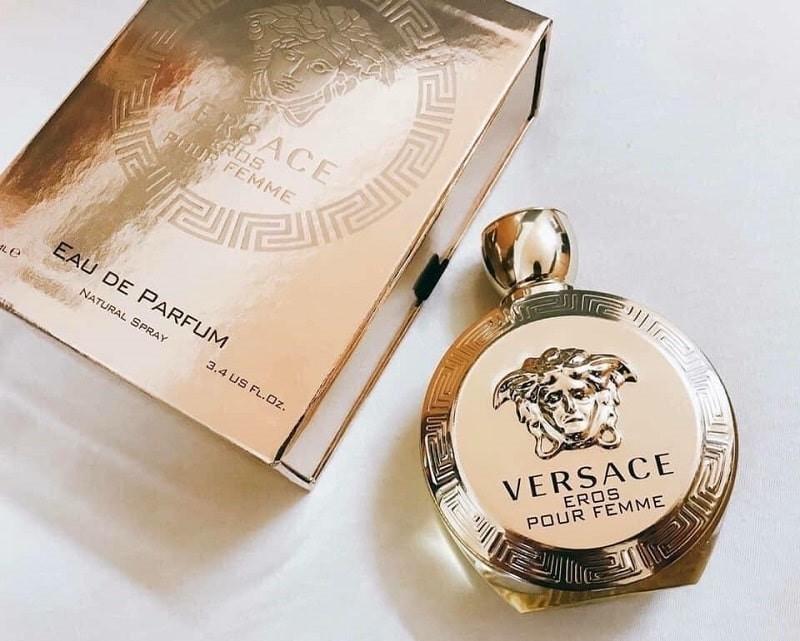Nước hoa Versace Eros Pour Femme cho nữ